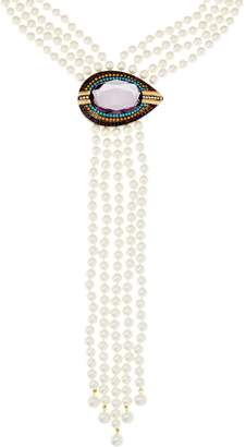 Joan Rivers Classics Collection Joan Rivers Private Collection Evil Eye Necklace