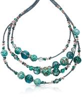 Antica Murrina Veneziana Elizabeth 1 Murano Glass Necklace