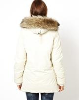 Denim & Supply Ralph Lauren By Ralph Lauren Parka With Contrast Hood