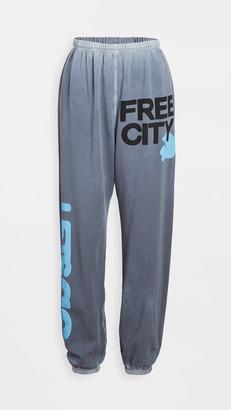Freecity Letsgo Og Supervintage Sweatpants