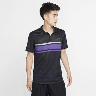 Nike Men's Tennis Polo NikeCourt Advantage