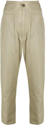 Etoile Isabel Marant Raluni cropped trousers