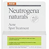 Neutrogena Naturals Acne Spot Treatment, 0.75 OZ (PACK OF 3)
