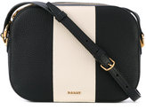 Bally stripe detail shoulder bag - women - Calf Leather - One Size