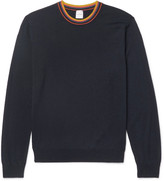 Paul Smith - Striped Merino Wool Sweater