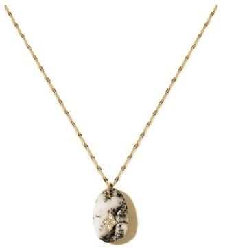 Pascale Monvoisin Gaia N1 Necklace Agate