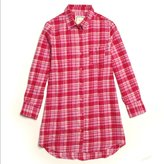 Generic Amoy-Baby Women's Button Down 100% Cotton Nightgown M SY113-long