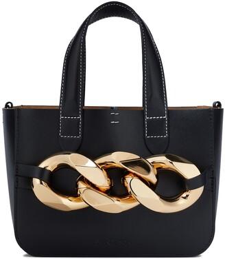 J.W.Anderson Mini Chain leather tote