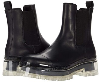 Marc Jacobs The Step Forward Boot (Black) Women's Shoes