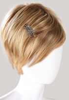 Feathered Salon Clips in Blue