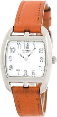 Hermes Cape Cod Tonneau Watch - Vintage