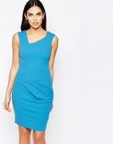 Lipsy Pleated Mini Dress