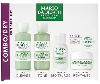 Mario Badescu Combination & Dry Skin Regimen Kit