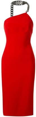 Tom Ford chain halterneck dress