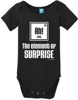 Sod Uniforms Ah the Element of Surprise Onesie Funny Bodysuit Baby Romper