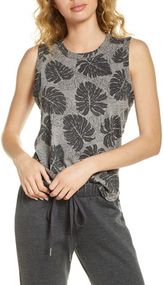 Sol Angeles Monstera Graphic Tank