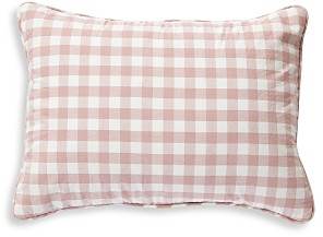 Pehr Check Mate Nursery Pillow, 12 x 16