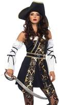 Leg Avenue Women's Sea Buccaneer Costume