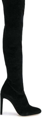 Giuseppe Zanotti Dena cuissard boots