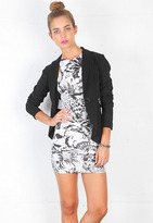 Finders Keepers Shoot The Moon Blazer -