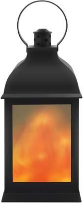 Sharper Image/Mvmt/Blksmth Lighting LED Flame Lantern