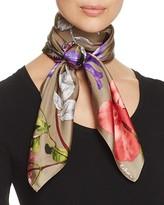Echo Flora Botanica Silk Scarf