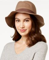 Vince Camuto Asymmetrical Panama Hat