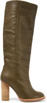 M Missoni Leather boots