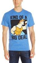 Disney Men's Hercules-Kind of a Big Deal T-Shirt
