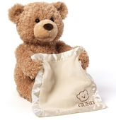 Baby Gund Babygund Peek-a-Boo Bear Plush Toy