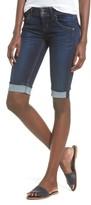 Hudson Women's Palerme Rolled Knee Shorts