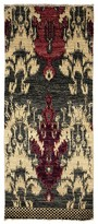 "Bloomingdale's Ikat Collection Oriental Rug, 2'7"" x 6'1"""