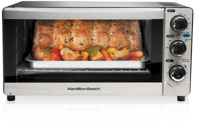 Hamilton Beach 6-Slice Toaster/Broiler Oven