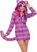 Leg Avenue Women's Cheshire Cat Cozy, Pink/Purple