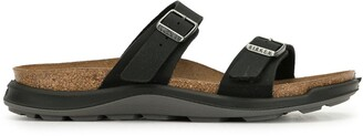 Birkenstock Double-Buckle Strap Sandals