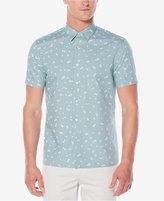 Perry Ellis Men's Big & Tall Geo-Print Shirt