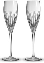Monique Lhuillier Waterford 'Stardust' Lead Crystal Champagne Flutes