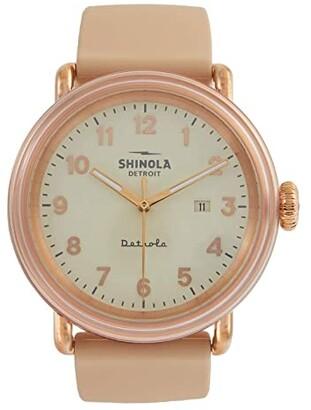 Shinola Detroit Detrola - The Pinky - 20161964 (Cream) Watches