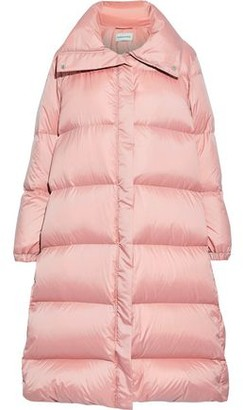 Mansur Gavriel Quilted Shell Down Coat