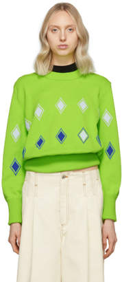 Namacheko Green Almaz Sweater