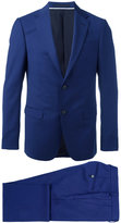 Z Zegna two-piece formal suit - men - Cupro/Wool - 48