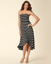 Soma Intimates High-Low Bandeau Dress