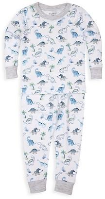Kissy Kissy Baby's & Little Boy's Happy-Sauras 2-Piece Print Pajamas Set
