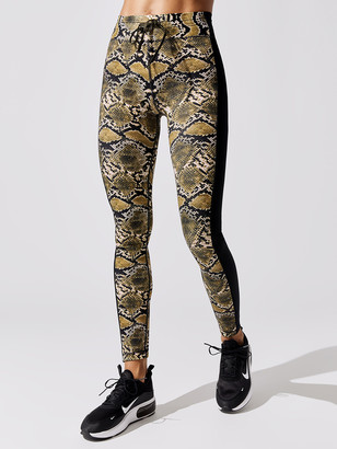 The Upside Snake Skin Yoga Pant