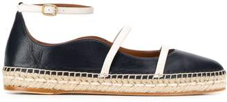 Malone Souliers buckled Selina espadrilles