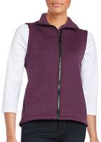 Calvin Klein Scuba Zip-Up Moisture-Wicking Vest