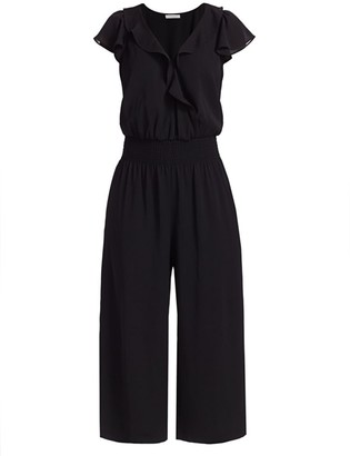 Parker Billie Cropped Jumpsuit