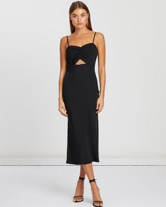 Ellis Cut-Out Dress