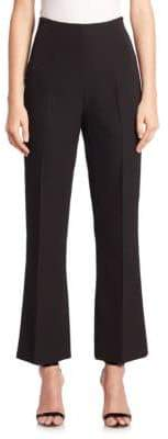 Altuzarra Norton Virgin Wool Cropped Flare Pants