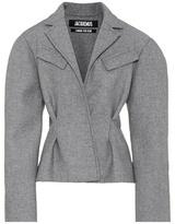 Jacquemus Wool-blend jacket